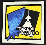 Teatro Azzurro Mobile Retina Logo